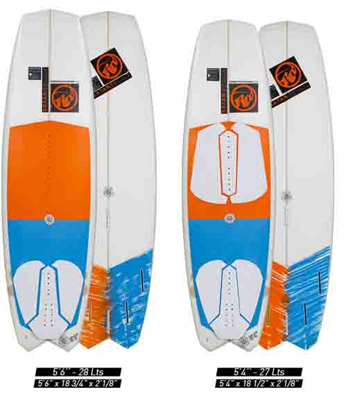 Nuove tavole kitesurf kiteboard rrd 2015 il blog kite - Misure tavole da surf ...