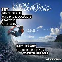 Test materiali kitesurf 2018 quando e dove il blog - Misure tavole da surf ...