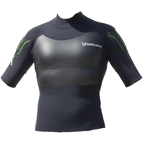 Wetsuits Zipzero Zipless Undewave Short top 1,5mm