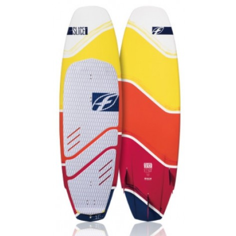 Kite F-one Surfboads SLICE STRAPLESS FREESTYLE  2018