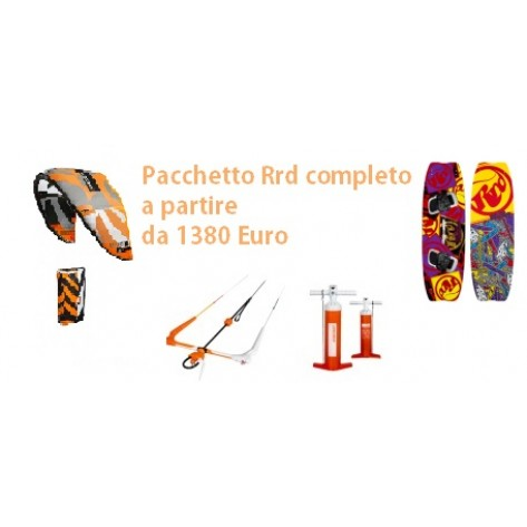 Pacchetto RRD Nuovo  Passion MKIII  2017  +  Global Bar V7 +Tavola Placebo  +Pump STATER PACK