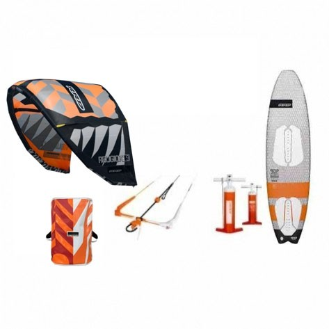 Pacchetto completo  wave Religion  MKVII  +Barra V7  +surfino+ Pump