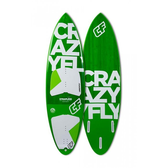 Offerte prodotti kite surf kiteboard crazyfly strapless - Misure tavole da surf ...