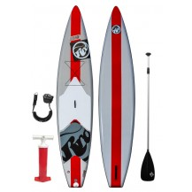 "Rrd Airsup Race  complete Paddle and Leach SPECIAL OFFERT  12'6""x30""x6"""