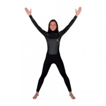 Rrd Wetsuits muta  donna neoprene Amazon  chest Zip  5/3