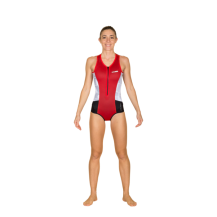 Rrd  wetsuits Amazone Amazone Body Short FL 2/1  Summer  taglia 8 sconto 50% off
