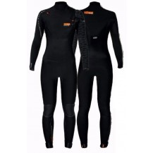 Rrd  wetsuits mute donna AMAZONE PRO CHEST ZIP 5/3 NEW