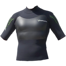 Wetsuits Zipzero Zipless Undewave Short top 1,5mm