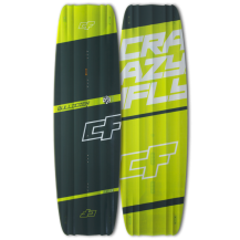 Kiteboard Crazyfly Bulldozer 2017  143x43 Sale New