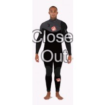 muta Celsius PRO chest zip  3XL Black 4/3