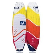 Kite F-one Surfboads SLICE STRAPLESS FREESTYLE CARBON  2018