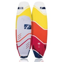 Kite F-one Surfboads SLICE STRAPLESS FREESTYLE  2018