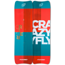Kiteboard Crazyfly Tavola CRUISER DOUBLE 2016  154x44