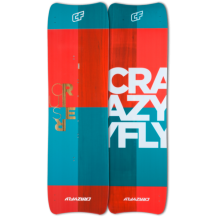 Tavola Kiteboard CrazyFly Cruiser LW 154x44 Used 2016