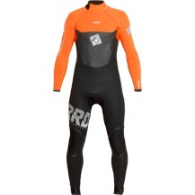 Rrd  wetsuits muta Grado back  Zip  5/3  Color Blak/orange