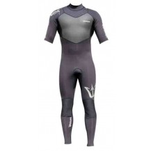 Wetsuis neoprene   ATLANTIS SHORT ARM  underwave 3.2