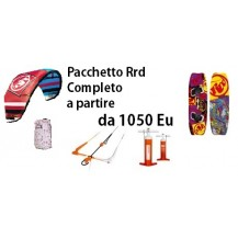 Pacchetto RRD Nuovo  Vision MKIV 2016  +  Global Bar V7 +Tavola Placebo  +Pump STARTER PACK