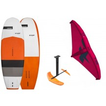 PACCHETTO WING/FOIL RRD WING SUP SH-FLIGHT+BOARD RRD SUP/WINSURF/WING + F ONE SWING 4.2