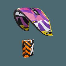 Kitesurf kite Rrd Passion  MKVIII  2017 17mt usato garantito Used