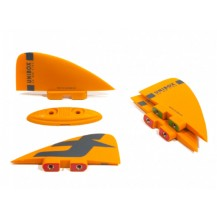 Kite F-one  Fins Unibox   pinnette  tavola bidirezionale