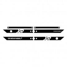 Rail Guards - Onewheel+ XR  Black
