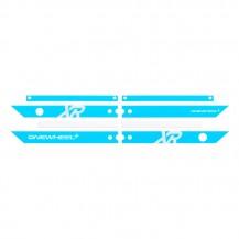 Rail Guards - Onewheel+ XR  hot blue