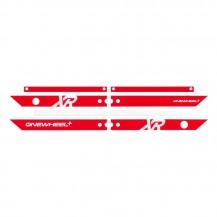 Rail Guards - Onewheel+ XR  RED