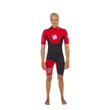 Rrd  wetsuits Amazone Back Zip Shorty FL 2/2  Summer