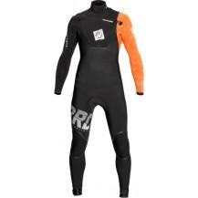 kitesurf rrd wetsuis muta Uomo  Celsius PRO chest zip   5/3 taglia M color Orage/black PROMO