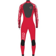 Rrd  wetsuits mute donna Amazone BACK ZIP 5/3