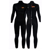 Rrd  wetsuits mute donna AMAZONE PRO BACK ZIP  5/3 NEW