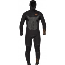 Rrd wetsuits muta neoprene Fahrenheit Chest Zip Hooded 6/4