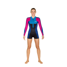 Rrd  wetsuits  Women Seventysix Short Legs Front Zip FL  Summer
