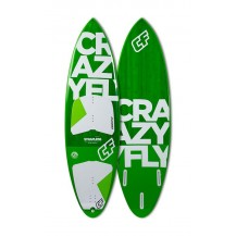 Kiteboard Crazyfly Strapless 2015