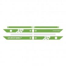 Rail Guards - Onewheel+ XR  Lime