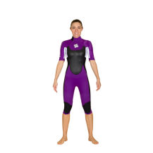 Rrd  wetsuits Zero Women Over Knee S/Sleeve FL 2/2  Summer