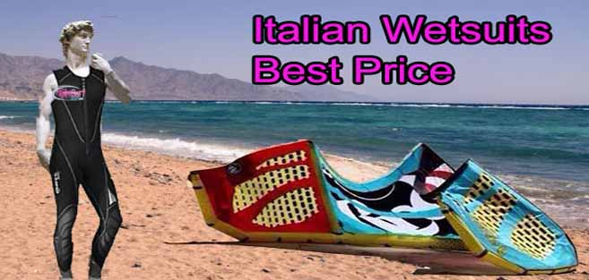 Italian Wetsuits save Mony