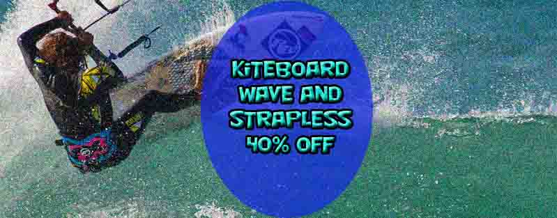 kiteboard and surf board wave strapless and good price save your mony