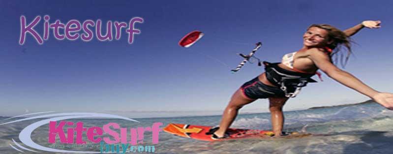 Tutte le attrezzature per la pratica del kitesurf