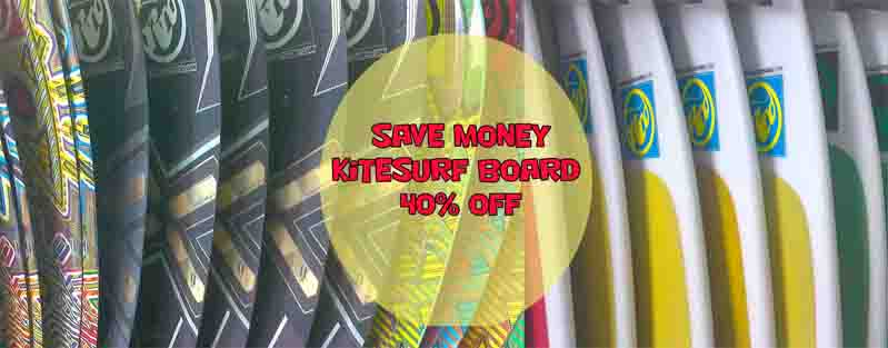 save money for you kitesurf board