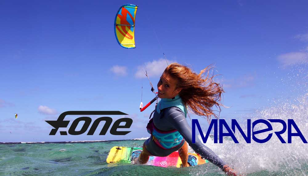 F-ONE is a French company specializing into the production and distribution of kitesurfing and Stand-Up-Paddling equipment.  Founded in 1989 by Raphaël SALLES, the company has evolved steadily over the years and keeps on growing. As one of the pioneer of the sport in France and over the world, for more than 20 years  has this former professional windsurfer developed and designed equipment for kitesurfing. Drawing on his experience of watersports, he has since 2011 also developed the production of Stand-Up-Paddles which as a sport is complementary to kitesurfing.