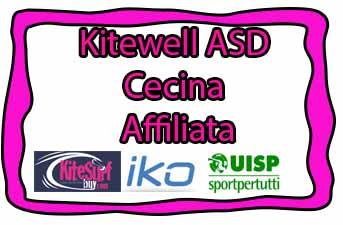 kitewell asd affilliated Kitesurfbuy kitesurf school