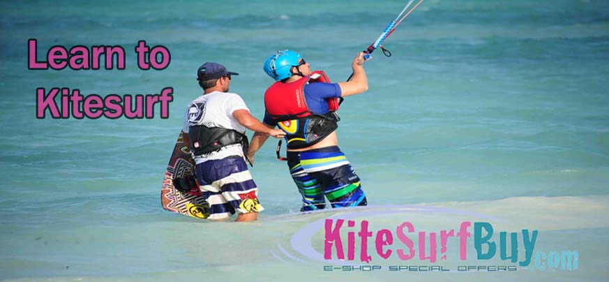 Learn to Kitesurf -Beginners Guide to Kitesurfing