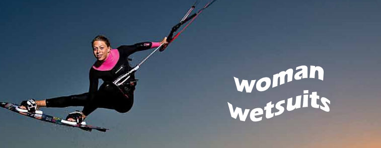 For women around the world who practice kitesurfing we have just taken delivery of wetsuits and neoprene accessories for all the best brands 2015 2016 and 2017 .Mute women winter spring and summer. We have the new mute Rrd as the new amazon and other brands like Underwave Prolimit and Mystic .with neoprene super soft, warm and flexible everything a girl could ask for !!