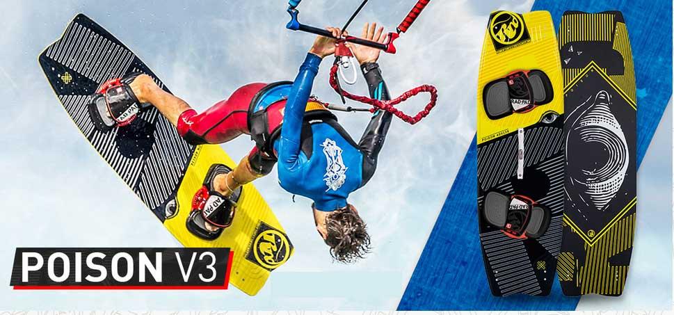 Nuove Tavole Kitesurf Kiteboard  RRD 2015