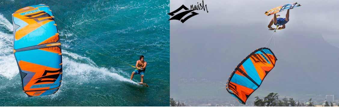 Novità 2015 dalla casa Naish Kitesurfing