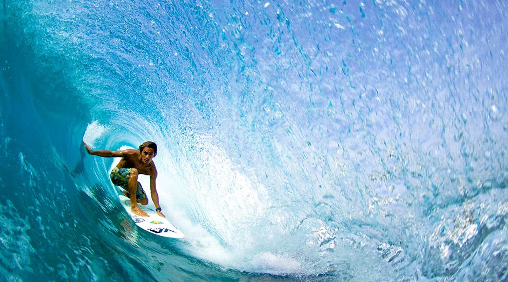 Il top 3 dei migliori posti per fare il surf