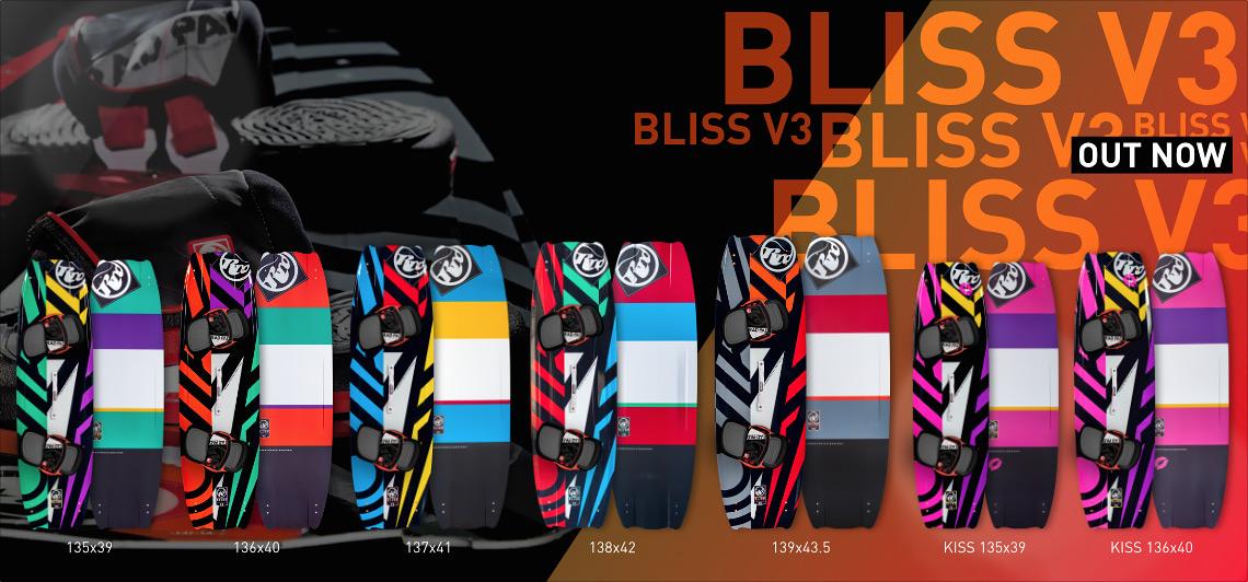 Ancora novità Rrd bliss v3 2016 Finalmente è disponibile