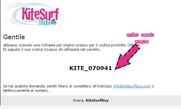 kitesurf-kite-coupon-code-discount-sconto-offerta-attrezzature-used-usato-equipment-accessories