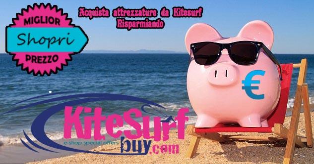 Attrezzature Kitesurf come richiedere il miglior Prezzo